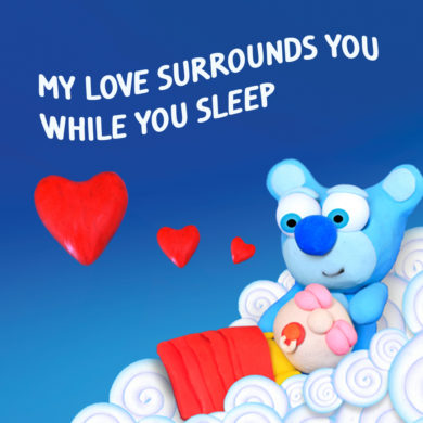 My Love Surrounds You While You Sleep