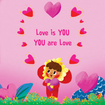 LOVE is You, You are LOVE